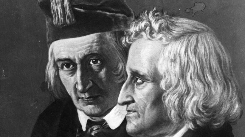 Brüder Grimm: Das Märchen vom deutschen Volksmärchen