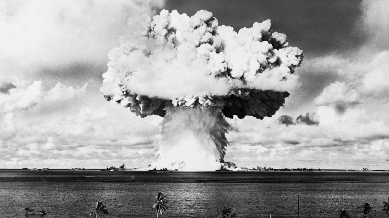Atombombentest Usa
