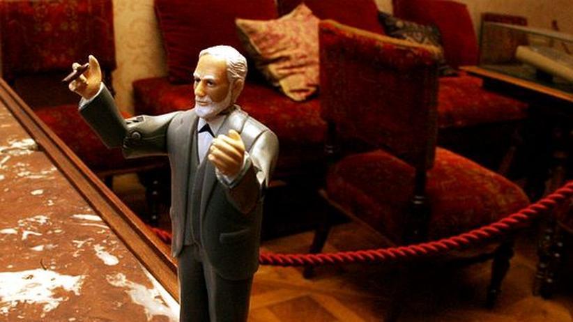 Sigmund Freud Psychoanalyse Gehirn Neurobiologie