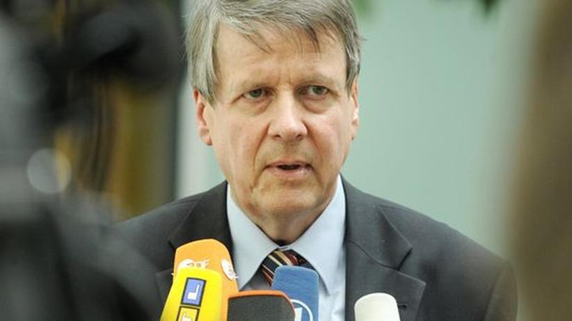 Jörg Hacker schweinegrippe Interview Gesundheit Robert Koch
