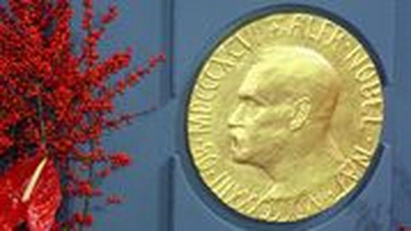 Nobelpreise Chemie Physik Medizin Bekanntgabe Medaille