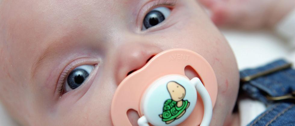 Schnuller Baby Bisphenol Verbraucherschutz Gesundheit