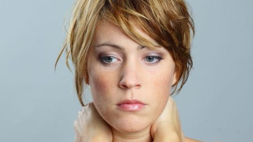 Traurig depression Gesundheit Krankheit Schwermut
