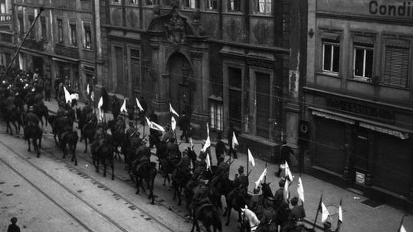 Kapp Putsch Weimarer Republik
