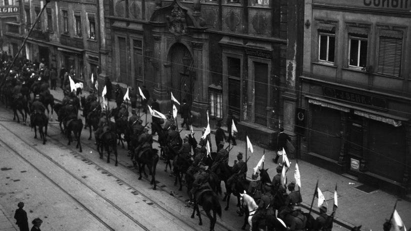 Kapp-Putsch: Der Marsch auf Berlin vor 90 Jahren
