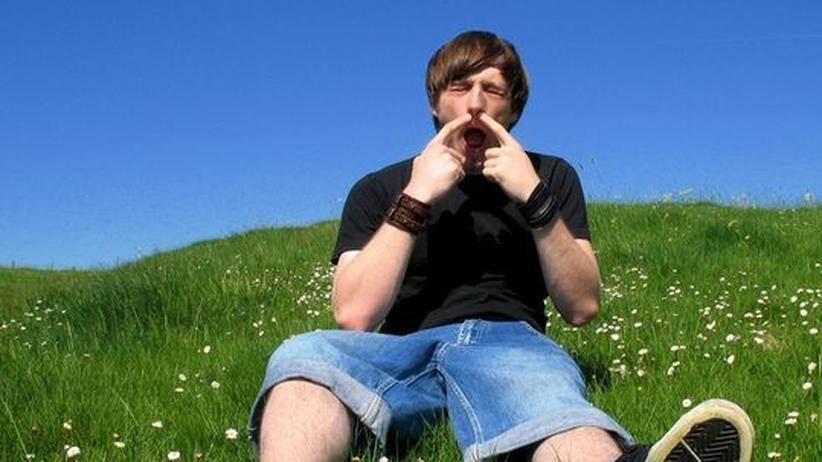 Heuschnupfen: Wenn die Nase juckt und die Augen tränen