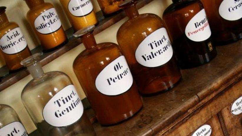 Homöopathie Alternative Medizin Heilmittel TCM Gesundheit