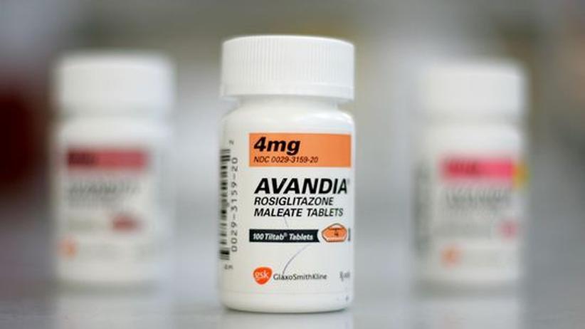 Das Arzneimittel Avandia gegen Typ-2-Diabetes des britischen Konzerns GlaxoSmithKline steht seit Jahren in der Kritik