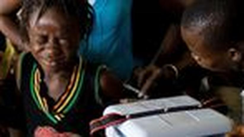 Millenniumsziele: Impfen allein reicht nicht für eine gesunde Welt