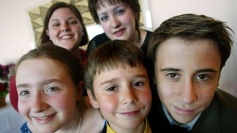 Kinder, die durch künstliche Befruchtung gezeugt wurden