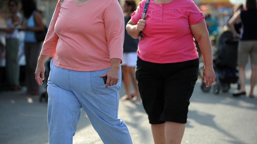 Fettleibigkeit: Eine halbe Milliarde Menschen ist übergewichtig
