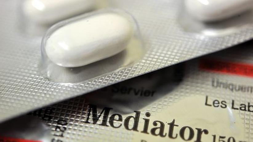 Aus dem Verkehr gezogen: Mediator-Pillen des Arzneimittelherstellers Servier