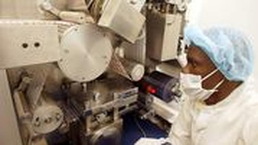 Klicken Sie auf das Bild, um zu lesen, wie Forscher Zellen zu Fabriken machen wollen