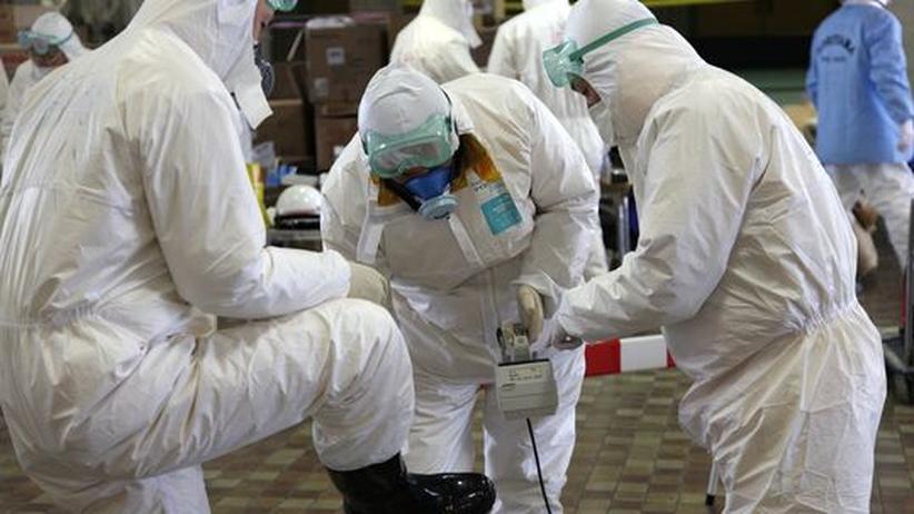 """Strahlenschäden: Mit """"Preußischblau"""" als Arznei gegen radioaktives Cäsium"""