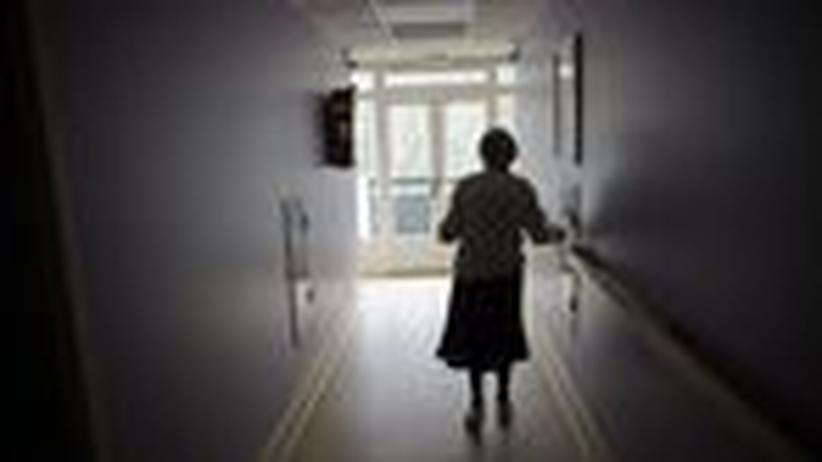 Alzheimer: Urlaub für pflegende Angehörige