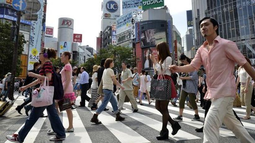 Lebenswandel: Psychisch gestresster in der City