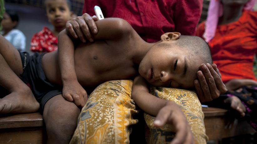 Tropenkrankheit: Impfstoff schützt Kinder erstmals vor Malaria