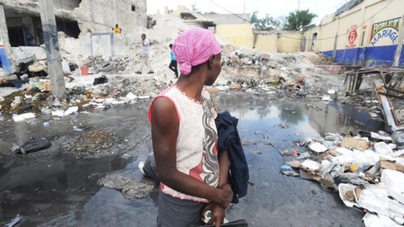 Cholera-Bekämpfung: Haitis endloser Seuchenzug