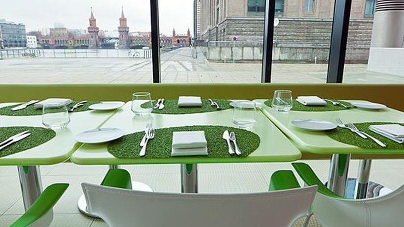 Essen 2032: Kantine in Berlin: Was kommt morgen auf den Tisch?