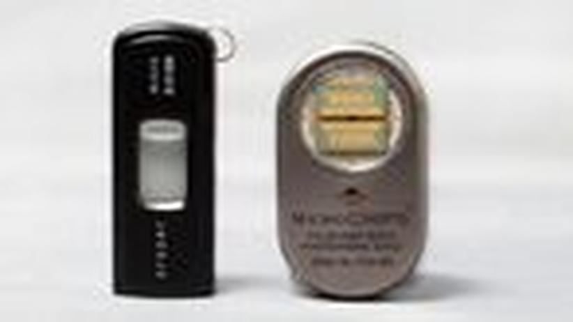 Medikamentenchip: Forscher präsentieren eine Apotheke für unter die Haut