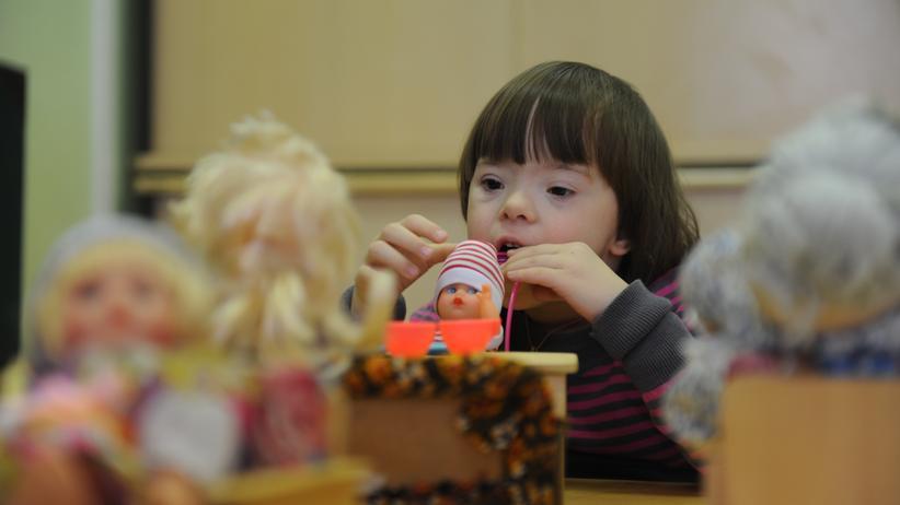 Erbgutanalyse: Was ein einfacherer Downsyndrom-Test für Eltern bedeutet