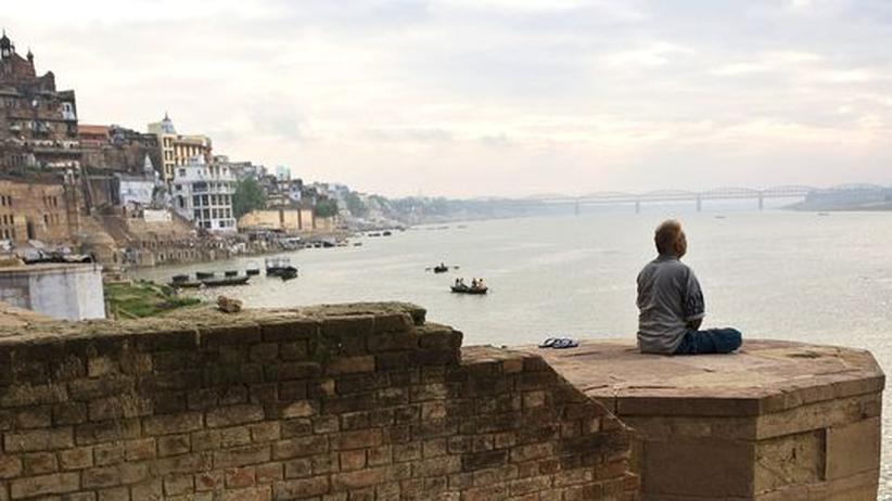 Wohlbefinden: Wer meditiert, kann seine Psyche entlasten