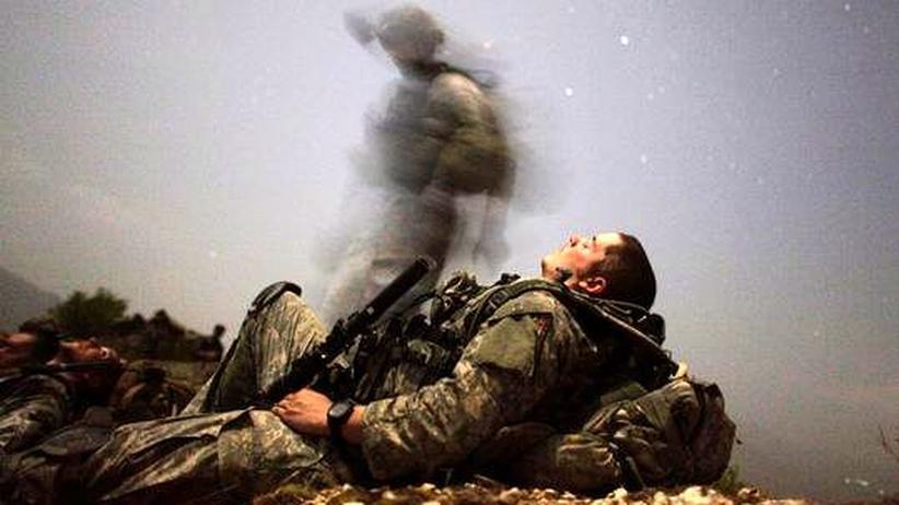 Psychiatrie im Kriegsgebiet: Der Psychiater hat die Pistole griffbereit