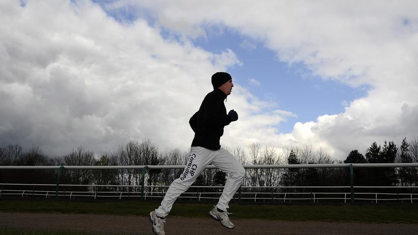 Abnehmen: Trotz Sport krallt sich der Körper jede Kalorie