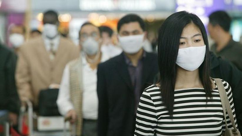 Virus-Pandemie: Sars ist in Hongkong immer noch Thema