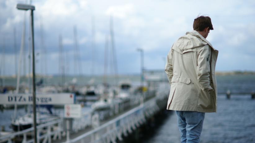 Depression Melancholie Hafen Traurigkeit