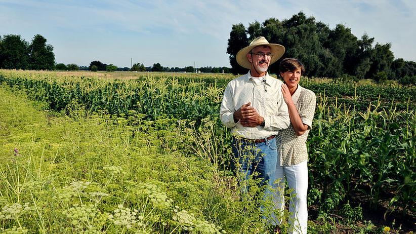 Pamela Ronald Raoul Adamchak Kalifornien organic farm Grüne Gentschnik
