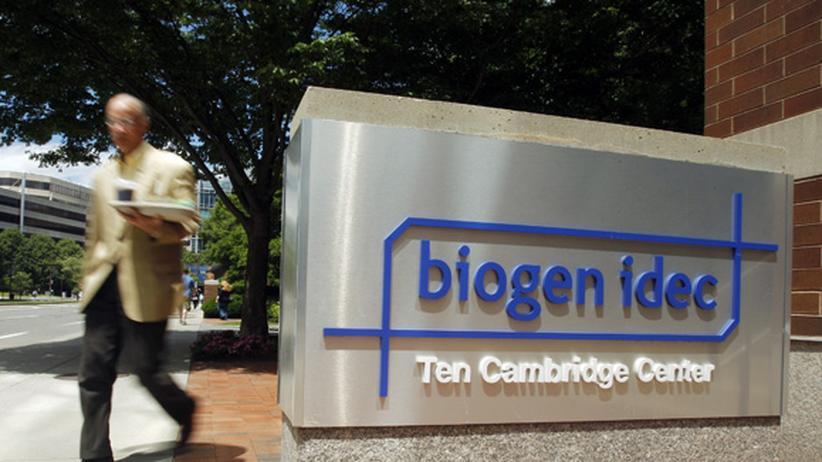 Die Pharmafirma Biogen Idec hat ihren Sitz im US-amerikanischen Cambridge.