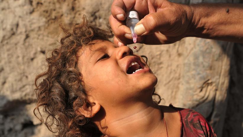 Kinderlähmung: Der Schutz vor Polio schwächelt auch in Deutschland