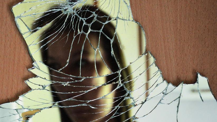 Zerbrochener Spiegel