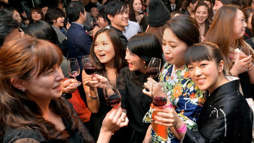 Alkohol: Der Zaubertrank vorm Feiern