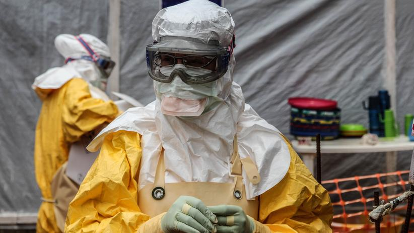 """Westafrika: """"Die Menschen glauben, wir hätten Ebola eingeschleppt"""""""