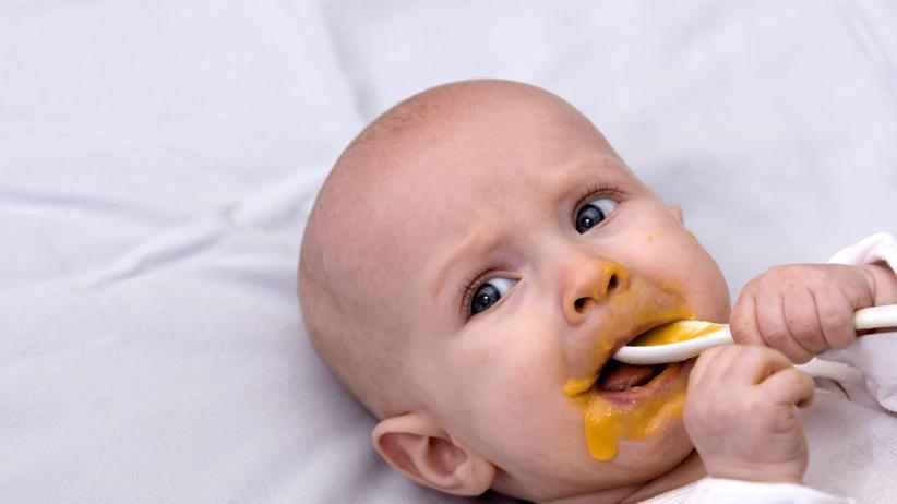 Babynahrung: Ohne Brei kein Geschrei?