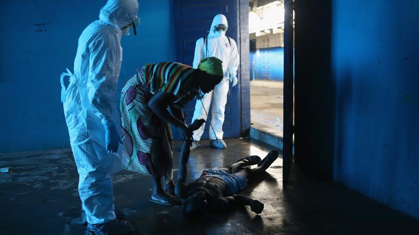 Ebola in Westafrika: Das rettende Medikament wird nicht kommen