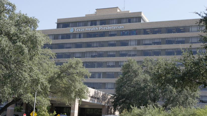 USA: Texas Health Presbyterian Hospital in Dallas