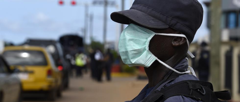 Ebola Monrovia USA Flughafen Reisen Epidemie Infektion Virus Liberia Texas