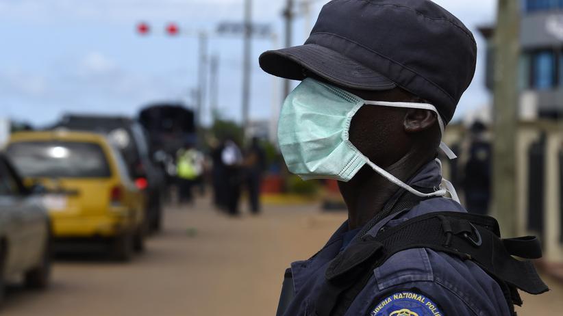 Ebola-Fall in den USA: Ausgebrochen aus Afrika