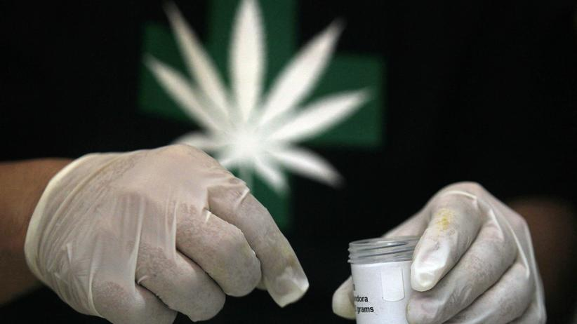 Cannabis-Kampagne