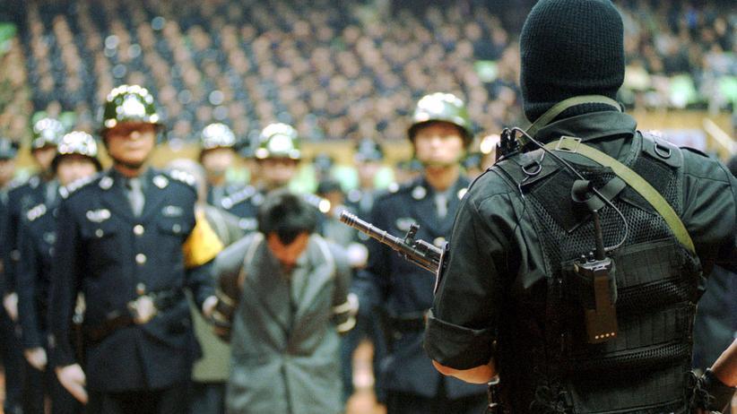 Gerichtsprozess in China