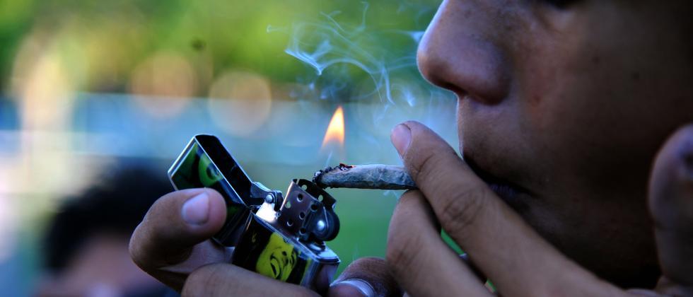 Cannabis: Gut für Kranke, Gefahr für Jugendliche