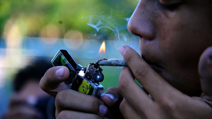 Cannabis: Nur Kranke sollten rauchen