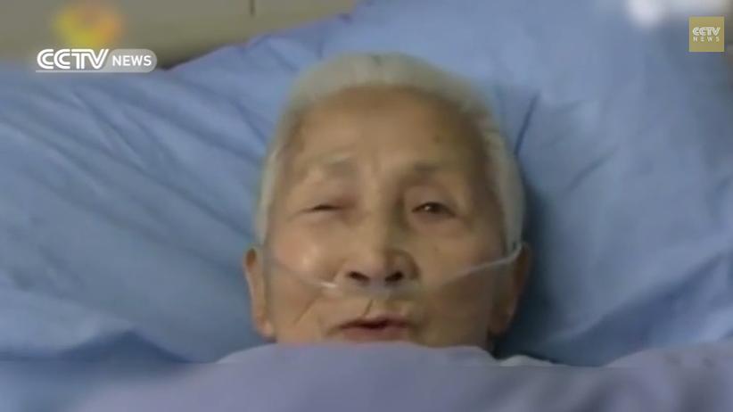 Schlaganfall: Diese Chinesin spricht nach einem Schlaganfall nur noch Englisch