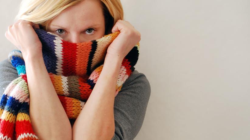 Stimmt's: Kann man sich erkälten, wenn man friert?