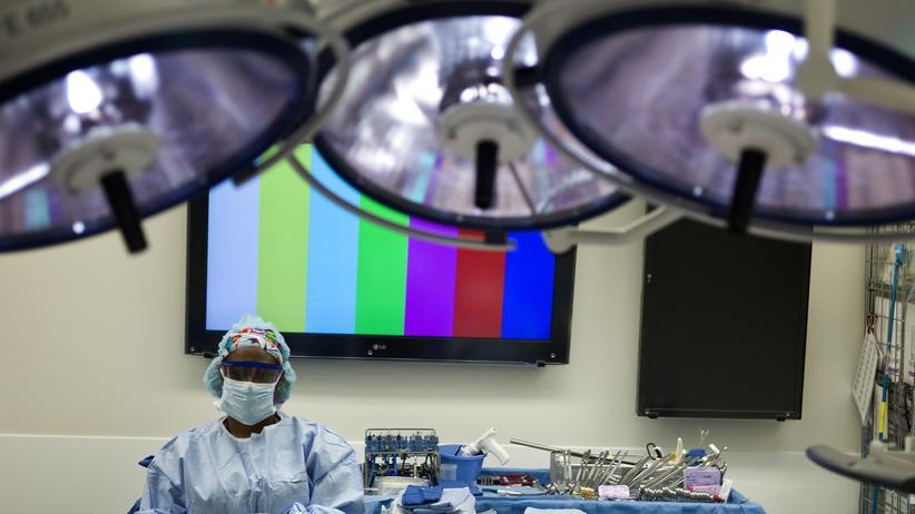 Organ Spende Transplantation Krankenhaus
