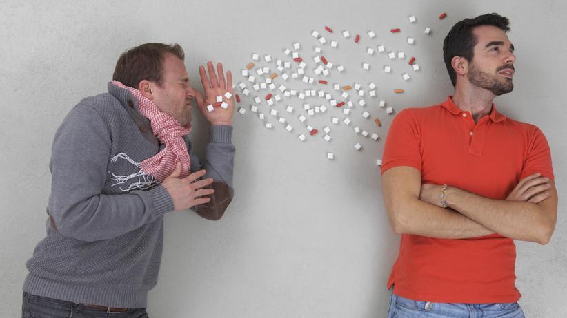 Freundschaftsparadoxon: Je mehr Freunde, desto Grippe