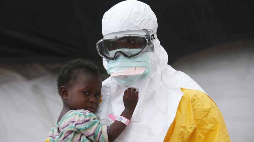 Westafrika: Tödlicher als Ebola werden nun vielleicht die Masern